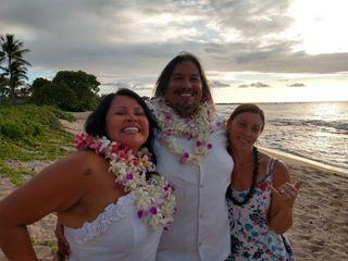 Kona Wedding Officiant 5