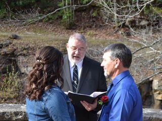 Todd A. Gray, Wedding Officiant 2