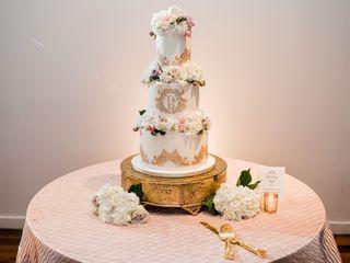 La Creme Wedding Cakes 3