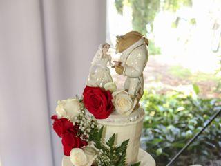 Lavender & Lace Wedding Florist 4