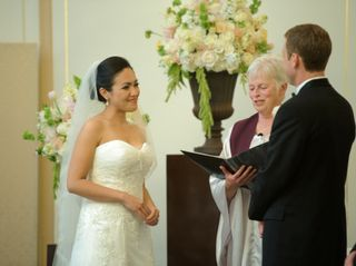 Reverend Elizabeth River Wedding Officiant 4