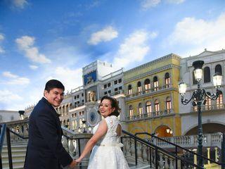 The Venetian | Palazzo Hotel Weddings 5