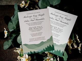 Brandi Calhoun Invitation Designs 1