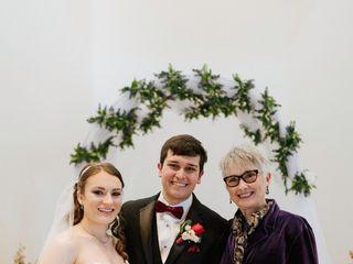 Cynthia Copeland Wedding Officiant 1