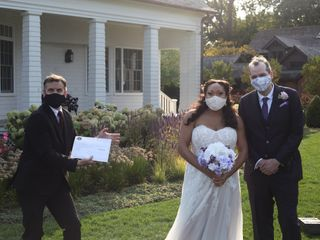 Love Story Weddings, Rev. Brad Hughes 3