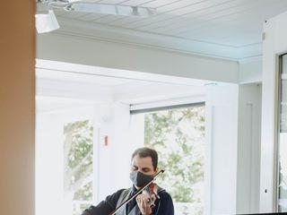 Shawn Boucke - Violinist 1