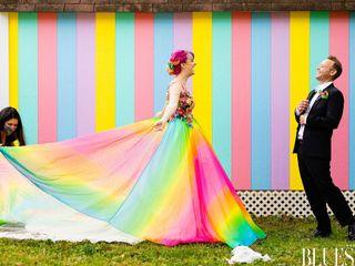 DiDomenico Bridal - Custom Wedding Gowns 5