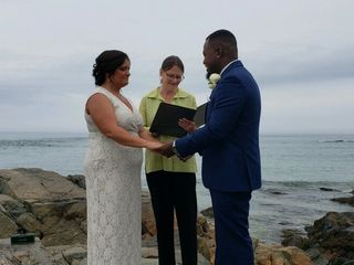 Wedding Ceremony in Maine 3