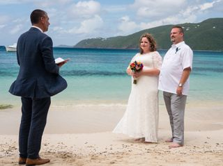 Michael, a St. Thomas Wedding Officiant 7