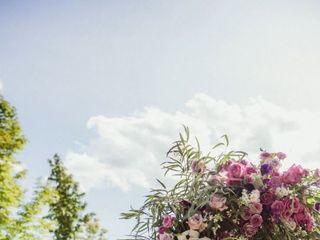 Sweet Lavender Flower Design 2
