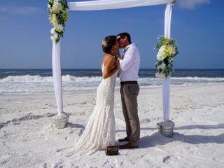 Simple Beach Wedding 3