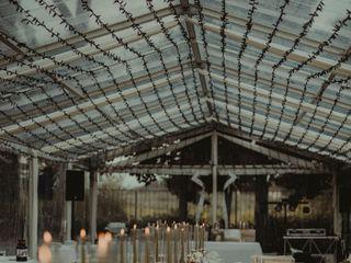 Al fresco Wedding 1