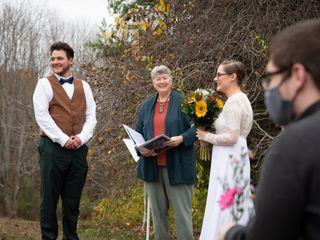 Beth Koehler, Wedding Officiant 1