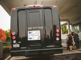 Al's Platinum Limousine 3
