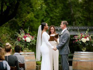 Stevi Hanson Wedding Officiant 4