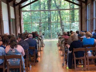 Graceland's Chapel in the Woods 1