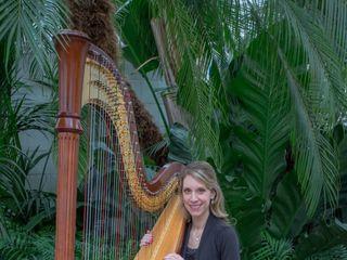 Tiffany Envid - Harpist 1