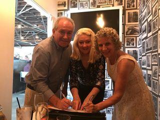 Awesome Wedding Officiant Zelda Sheldon 2