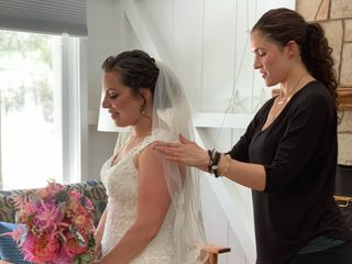 Michelle's Hair and Beauty Bridal 1