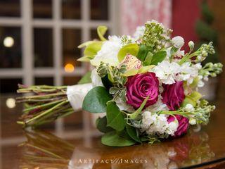 Paisley Floral Design Studio 2