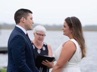 Ann Eastwick, Wedding Officiant 4