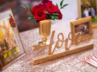 The Finishing Touch Wedding Design 1