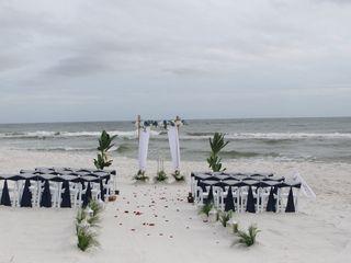 Tropical Beach Weddings 1