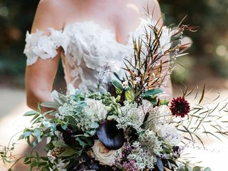 Willow & Plum Event Floral and Decor 2