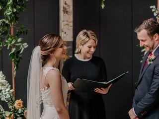 Ceremony Officiants - Rev. Laura Cannon & Associates 1