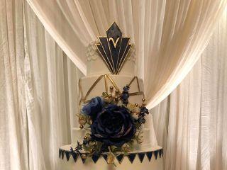 Wedding Cakes by Tammy Allen 4