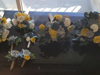 Sola Wood Flowers 5