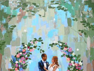Julia McNally Fine Art & Live Event Painting 4