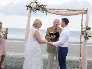 A Charleston Beach Wedding 5