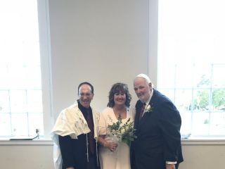 Interfaith Wedding Rabbi 6