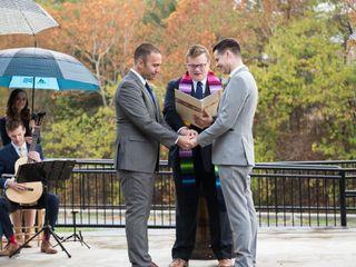 Rev Alex Zuber, Wedding Officiant 2
