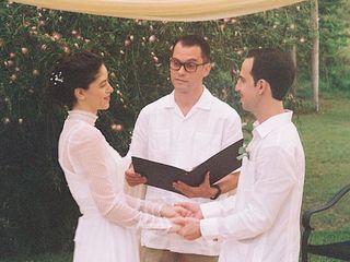 Zevio Schnitzer - Wedding Officiant 3