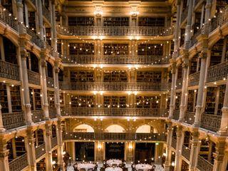George Peabody Library 4