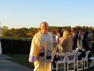 Loving Hearts Ceremonies Rabbi Roger Ross and Reverend Deborah Steen Ross 1