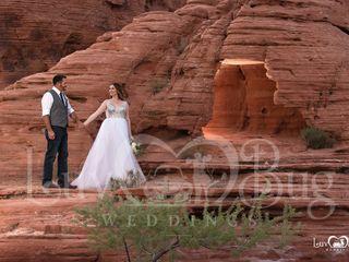 Las Vegas Luv Bug Weddings 1