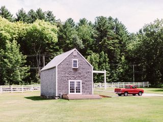Cunningham Farm: Barns & Estate Venue 2