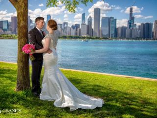 Crane's Chicago Wedding Photography 2