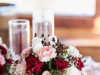 Now & Forever Floral Design 1