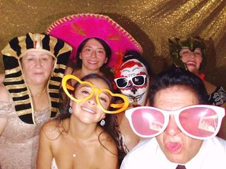 Photo Booth Riviera Maya 5