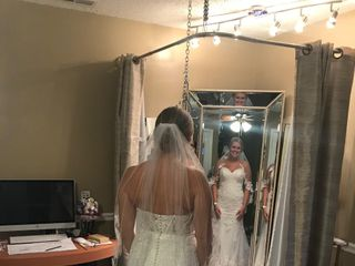 Raleigh Victoria's Bridal Alteration 2