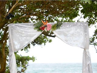 Laakea Ocean Wedding 2