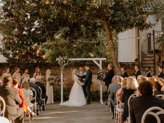 Michael Peter, SC Wedding officiant/notary 2