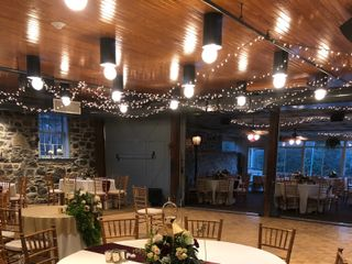 Greenery Caterers at the Carriage House at Rockwood Park 6
