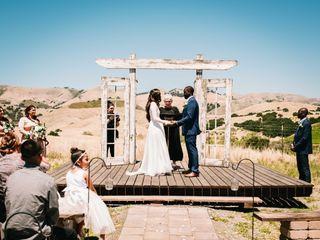 Cheryl Bariel Officiant, Bella Wedding Day 5