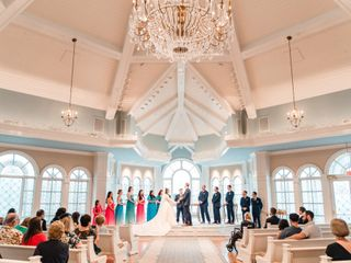 Disney's Fairy Tale Weddings Florida 1
