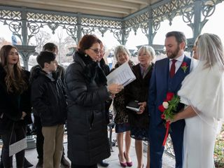 Susan Turchin - Officiant/Celebrant NYC - Creative Wedding Ceremonies 5